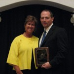 Weakley Co. Chamber Business of Year 2009